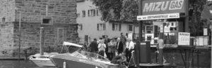 MIZU Seetankstelle in Konstanz am Bodensee
