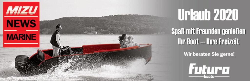 Urlaub 2020 mit Futuro Boote