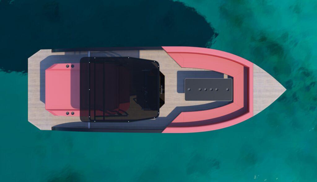 Futuro Boats ZX 25 ZX25