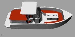 Futuro Boote ZX25 Deutschland