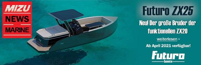 Futuro Boats ZX25 Neu