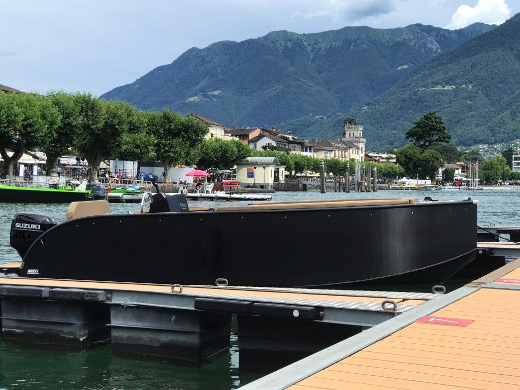 Futuro Boats ZX 20 Suzuki 60 PS Bodenseezulassung