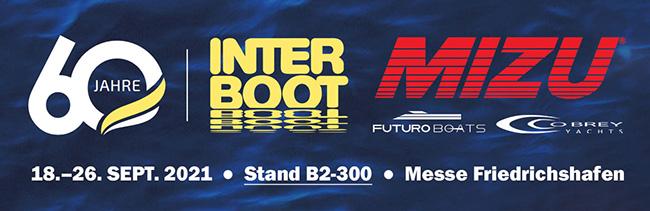 Interboot 2021 MIZU Futuro ZX 25