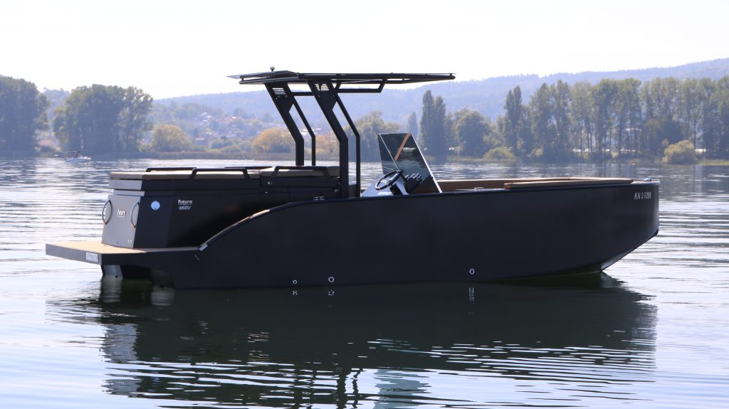 Futuro Boats ZX 25