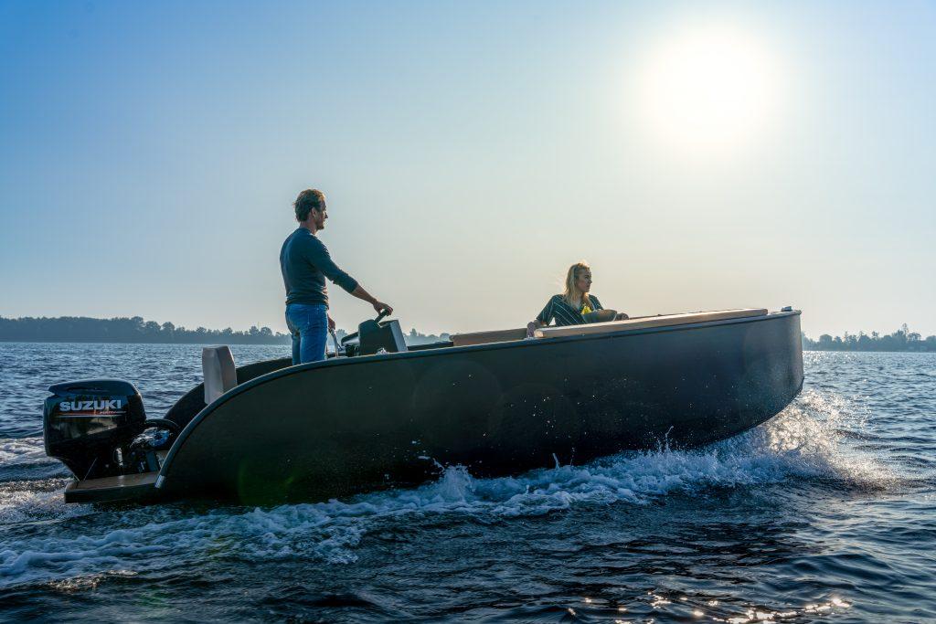 Futuro Boats ZX 20 L Long Lange Version