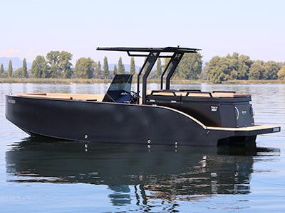 Futuro Boats ZX25